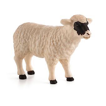 Farm Life Black Faced Sheep (Ewe) Toy Figure