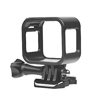 Boîtier de cadre de caméra portable Support de montage à profil bas réglable pour Gopro