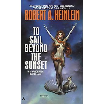 להפליג מעבר לשקיעה מאת רוברט א היינלין