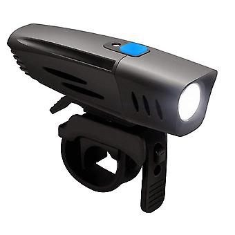Front Bike Light 1000 Lumens, Bicycle Lights Waterproof & Rechargeable by(Black)