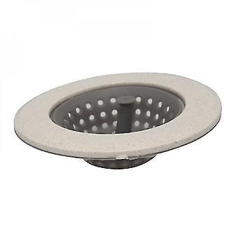 Shower water filters 5 pcs kitchen sink drain plugs strainers bath drain stopper sink floor drain plug sewer filter mesh