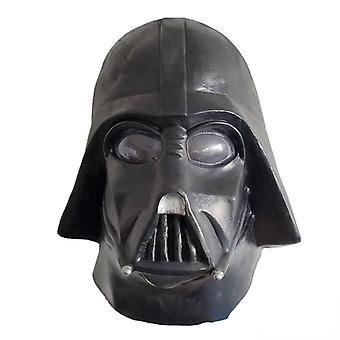 Venalisa Star Wars Black Warrior Casque Kylo Soldat Blanc Latex Masque Dark Vador Chef Couvre-chef
