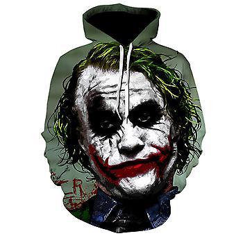 Personalized Joker 3d Printed Sweater Hoodie