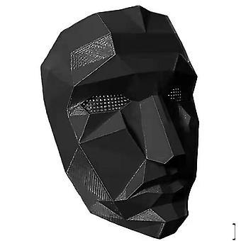 Halloween Cosplay Maske, Tintenfisch Spielmaske