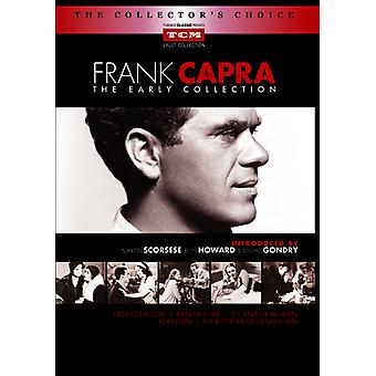 Frank Capra: Early Collection [DVD] USA import