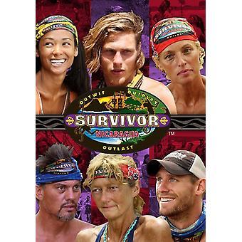 Survivor: Nicaragua - Season 21 [DVD] USA import