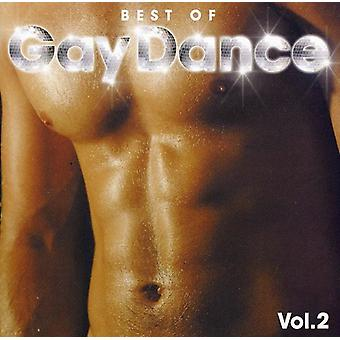 Das beste von Gay Dance - Vol. 2-Best of Gay Dance [CD] USA import