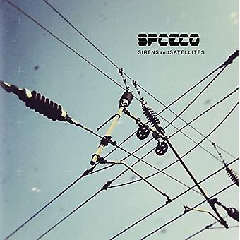 Spc Eco - Sirens & Satellites [CD] USA import