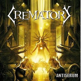 Crematory - Antiserum (Limited Digi) [CD] USA import