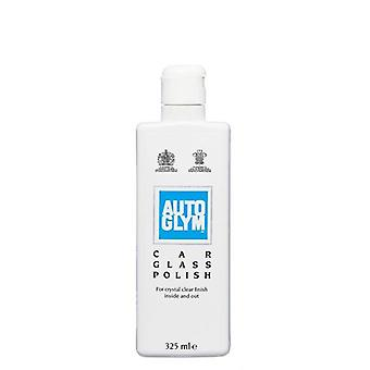 Autoglym Car Detailing Window and Glass Polish for Interior and Exterior Valet in 325 ml