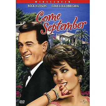 Kom September [DVD] USA import