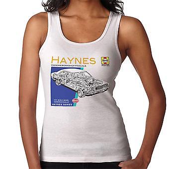 Haynes Owners Workshop Manual 0070 Ford Cortina Mk3 vrouwen Vest