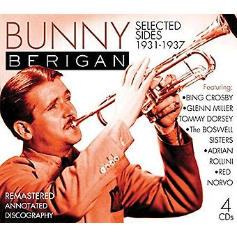 Bunny Berigan - 1931-1937: Selected Sides-Classic Jazz [CD] USA import