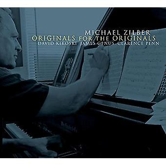 Michael Zilber - Originals for the Originals [CD] USA import