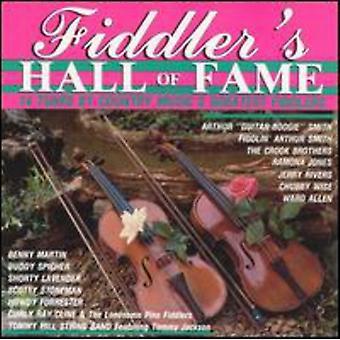 Fiddler's Hall of Fame - Fiddler's Hall of Fame [CD] USA import