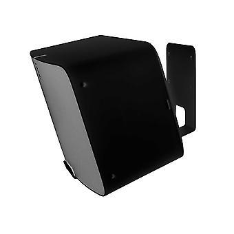 Vebos 壁マウント Sonos の再生の 5 gen 2 黒 20 度