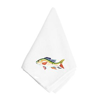 Carolines Treasures  8355NAP Mutton Snapper Napkin