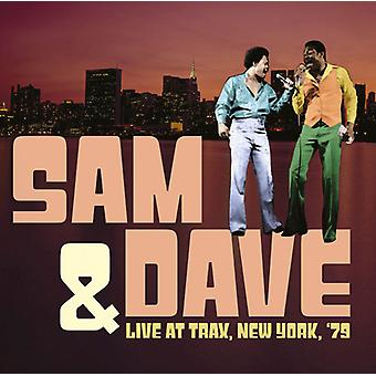 Sam & Dave - Live at Trax; New York; '79 [CD] USA import