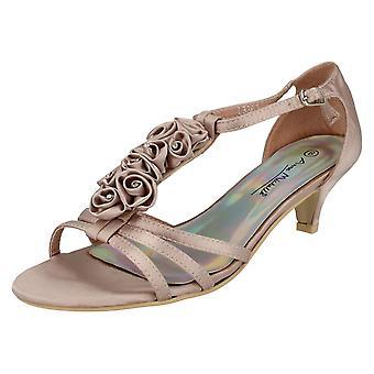 Anne Michelle Ladies tacco sandali L3363