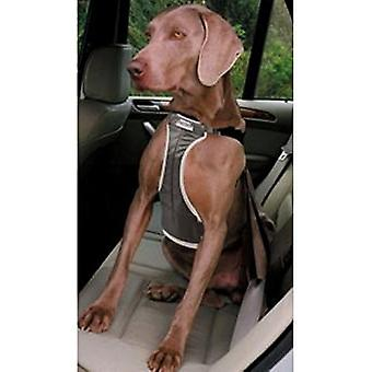 Ancol Dog Car Safe Harness, Black, Large size