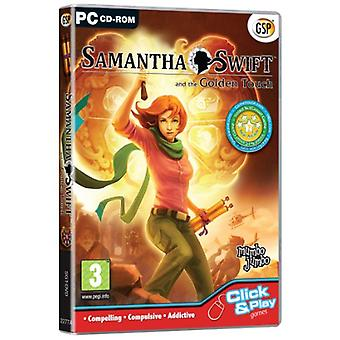 Samantha Swift and the Golden Touch (Pc CD) - Nouveau