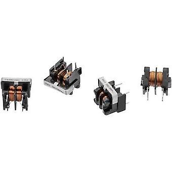 Würth Elektronik WE-TFCH 744861250 Choke toroidale, orizzontale radiale condurre contatto spaziatura 8mm 25000 µH 3600 mΩ 0,25 A 1/PC