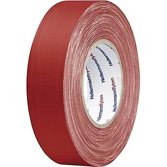 HellermannTyton HTAPE-TEX-RD-19X10 712-00201 Cloth tape HelaTape Tex Red (L x W) 10 m x 19 mm 1 pc(s)