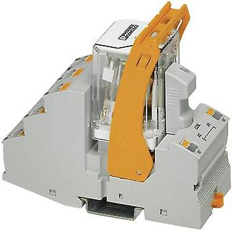 Phoenix Contact RIF-4-RPT-LV-120AC/3X1 rele komponentti 1 kpl Nimellisjännite: 120 V AC-kytkentä virta (maks.): 8 A 3-päättäjät