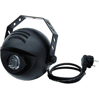 Eurolite LED H2O DMX LED effect light No. of LEDs:1 x 9 W