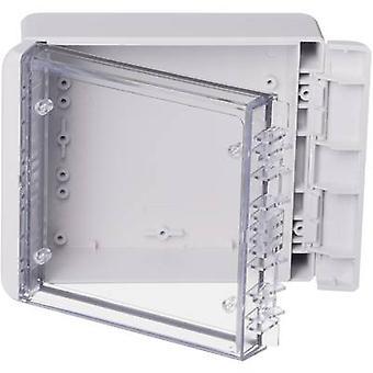 Bopla Bocube B 141306 PC-v0-G-7035 carcasă montare pe perete, consolă de montaj 125 x 151 x 60 policarbonat (PC) gri-alb (RAL 7035) 1 buc (i)