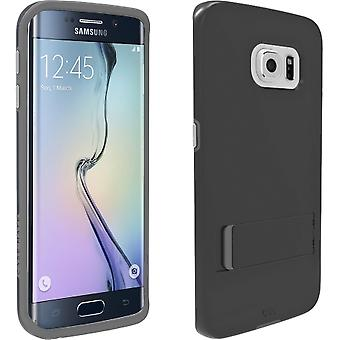 Case-Mate Tough Case with Stand Samsung Galaxy S6 edge - Black