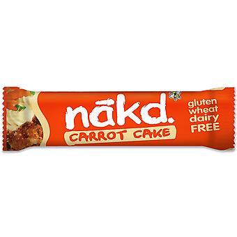 Nakd Gluten Free & Dairy Free Carrot Cake