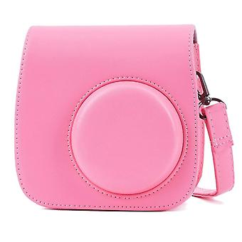 Camera bag for Fujifilm Instax Mini 9/8/8 +, Flamingo Pink