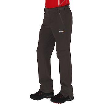Regatta Mens Xert Stretch II Light Zip Off Walking Trousers