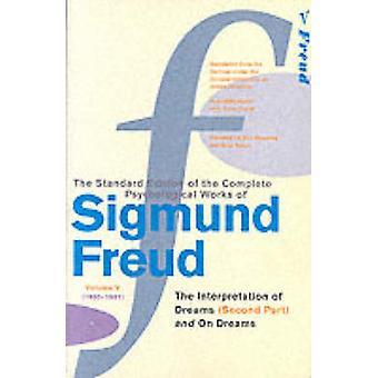 Sigmund Freud - Vol 5 av Sigmund F kompletta psykologiska verk