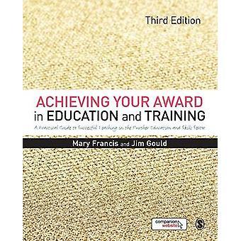 Saavuttaa palkinnon koulutusalan - käytännön opas