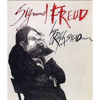 Sigmund Freud (nouvelle édition) par Ralph Steadman - livre 9781552091746