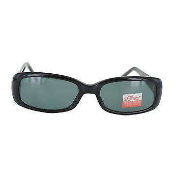 s. Oliver nero di C1 occhiali da sole 4007 splendente