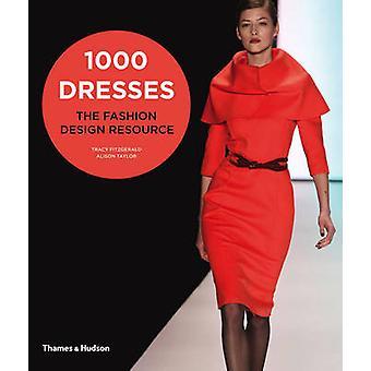1000 klänningar - mode Design resursen av Tracy Fitzgerald - Aliso