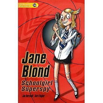 Läskunnigheten världen kometer ST1 romanen Jane Blond