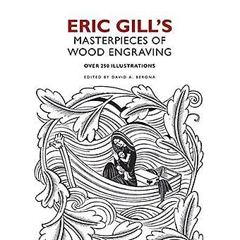 Eric Gill arcydzieł grawerowanie drewna
