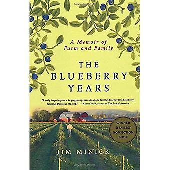 De bosbes-jaar: A Memoir of boerderij en familie