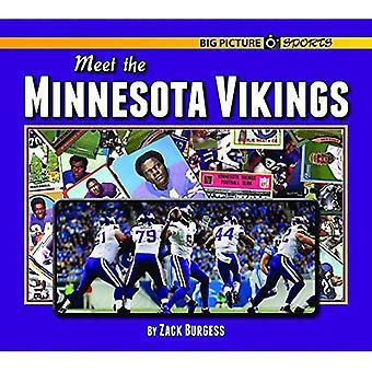 Rencontrer les Vikings du Minnesota (ensemble sport)
