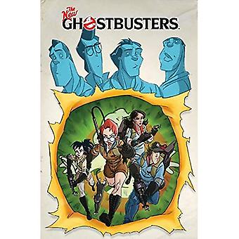 The New Ghostbusters Volume 1