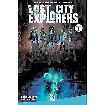 Die verlorene Stadt-Entdecker, Vol 1