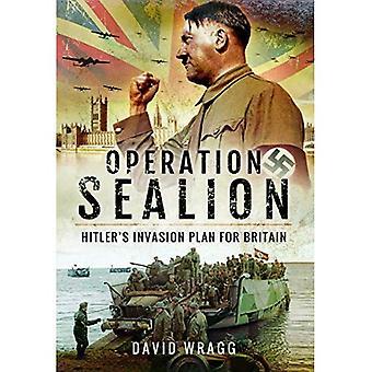 Operation Sealion: Hitler's Invasion Plan for Britain