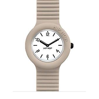 Hip Hop Analog quartz ladies Silicone wrist watch HWU0643