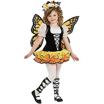 Sweet Butterfly Child Costume