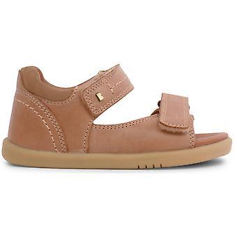 Bobux I-walk Boys Driftwood Sandals Caramel