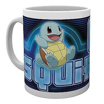 Pokemon Carapuce Glow Mug